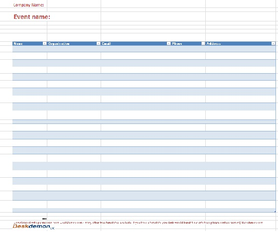 Categories  Meeting Sign In Sheet Templates
