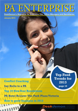 PA Enterprise JANUARY 2013
