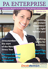 PA Enterprise SEPTEMBER 2014